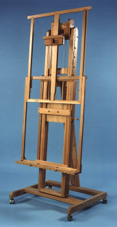 The Hughes Easels Product Line